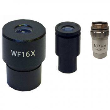 Accesorios Microscopía