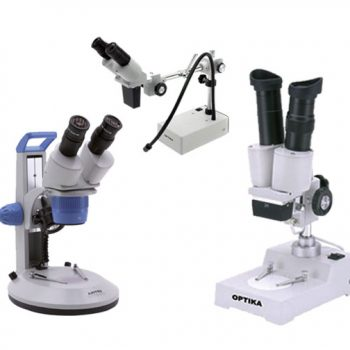 Estereomicroscopios
