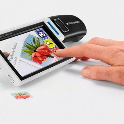 Lupa Mobilux Touch HD.2