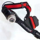 Frontal H7 LED Lenser