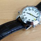 Reloj Unisex de pulsera Parlante