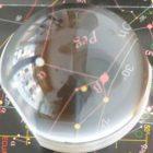 Lupa Esférica campo claro 3x