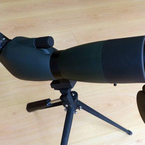 Comprar Telescopio tiro naturaleza 20-60x80mm