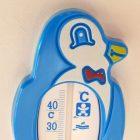 Termómetro de bañera Pingüino
