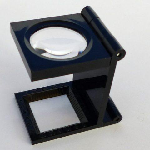 Cuentahilos Plástico Lens 7x