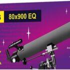 Telescopio Levenhuk Blitz 80 PLUS